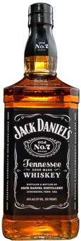 Jack Daniels Whiskey 750ml