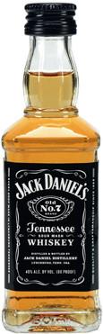 Jack Daniels Whiskey 50ml
