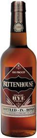 Rittenhouse Rye Whiskey 100 Proof 750ml