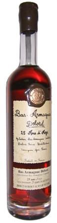 Delord 25 Yr Old Bas Armagnac (750 ML)