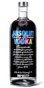 Absolut Warhol Limited Edition 750ml