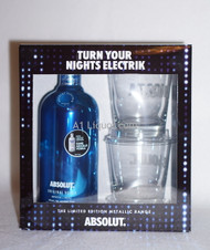 Absolut Electrik - Limited Edition Metallic Range 750mL