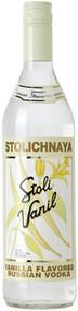 Stolichnaya Vanilla Vodka (750 ML)
