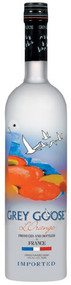 GREY GOOSE L'ORANGE VODKA (750 ML)