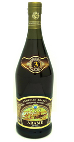 Arame Brandy 3 Yr 750ml 80 Proof