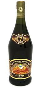 Arame Brandy Gyumri 7 Yr 750ml 80 Proof