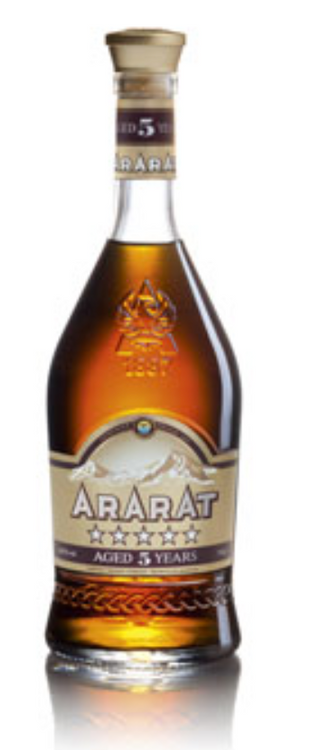 Ararat 5 Yr 750ml 80 Proof