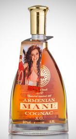 Mane Brandy XO 10 yrs 750ml 80 Proof