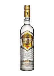 WHITE GOLD VODKA 750ML