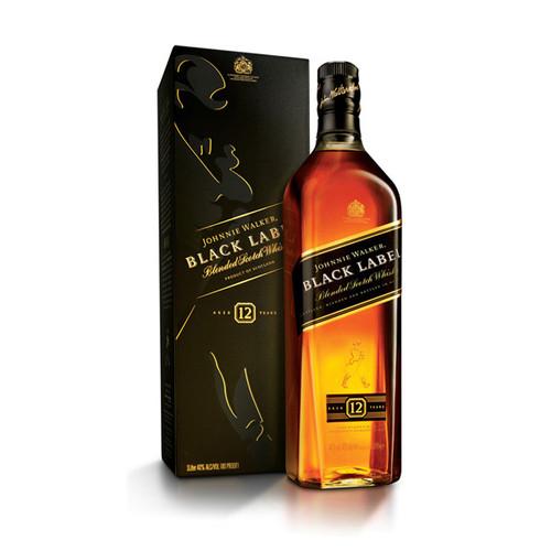 Johnnie Walker Black Label 750ml, 40%