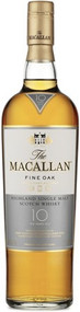 MACALLAN FINE OAK 10 YEAR OLD SCOTCH (750 ML)