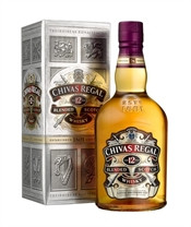 Chivas Regal Whisky 12yr Old 750ml, 40%