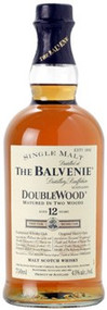 BALVENIE SCOTCH 12 YEAR DOUBLE WOOD (750 ML)