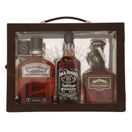 JACK DANIELS FAMILY PACK (3PK 750 ML)