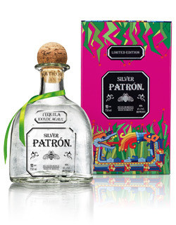 PATRON LIMITED EDITION MEXICAN HERITAGE TIN 750ML
