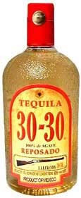 30-30 TEQUILA REPOSADO (750 ML)