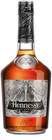 HENNESSY VS COGNAC LIMITED EDITION 2016 SCOTT CAMPBELL 750ML