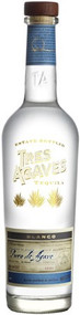 TRES AGAVE BLANCO TEQUILA 750 ML
