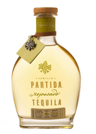 PARTIDA REPOSADO TEQUILA 750 ML