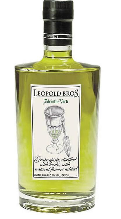 Leopold Absinthe 750ml