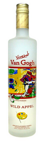 Van Gogh Wild Apple 750ml 70 Proof