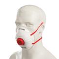 Moulded Valved Face Mask FFP3 NR