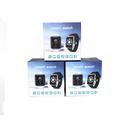 Smart Watch 46mm X 39mm Black Rubber Strap Camera Blutooth Dialer GPRS
