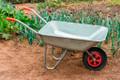Galvanised Wheelbarrow 80L