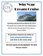 2019 Dream Cruise Raffle