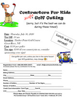 2020 CFK Misfit Golf Outing Single Golfer
