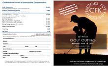 2021 CFK Golf Individual