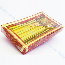Bengali Red and Gold Gift Box