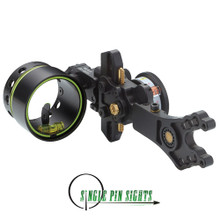 The Optimizer Lite King Pin is the world's finest single pin movable archery sight.