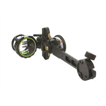 The HHA Sports Optimizer King Pin Tournament Edition is the premier multi pin movable sight for target archery.