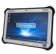 Fully Rugged Panasonic ToughPad FZ-G1 MK2  (refurbished)