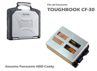 Panasonic Toughbook CF-30 complete hard drive caddy kit