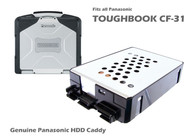 Panasonic Toughbook CF-31 hard drive caddy