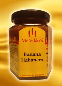 Mr Vikki's Banana Habanero