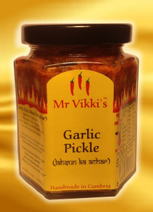 Mr Vikki's Garlick Pickle