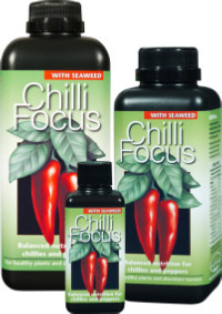 Chilli Focus Plant Food 100ml