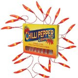 Chilli Pepper Party Lights