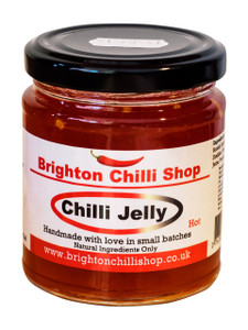 Chilli Jelly of Brighton Chilli Shop
