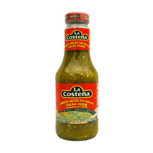 La Costena Green Salsa 250g