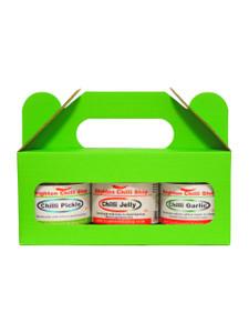 Gift Box-3 Jars (savory)