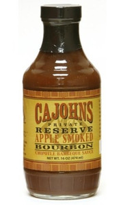 Cajohns Apple Smoked Bourbon Chipotle