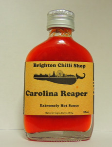 Mini Carolina Reaper  hot sauce 50ml