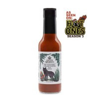 Queen Majesty's Habanero and Black Coffee  hot sauce