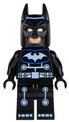 Exclusive LEGO  Super Heroes Electro Suit Batman