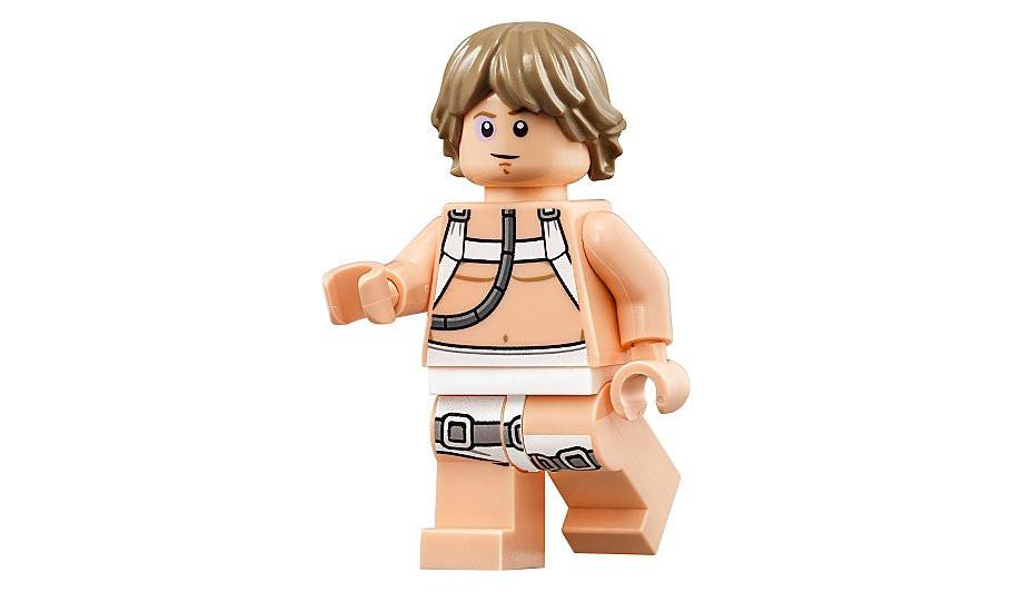 Lego Star Wars Luke Skywalker Bacta Tank 75203 The Brick People