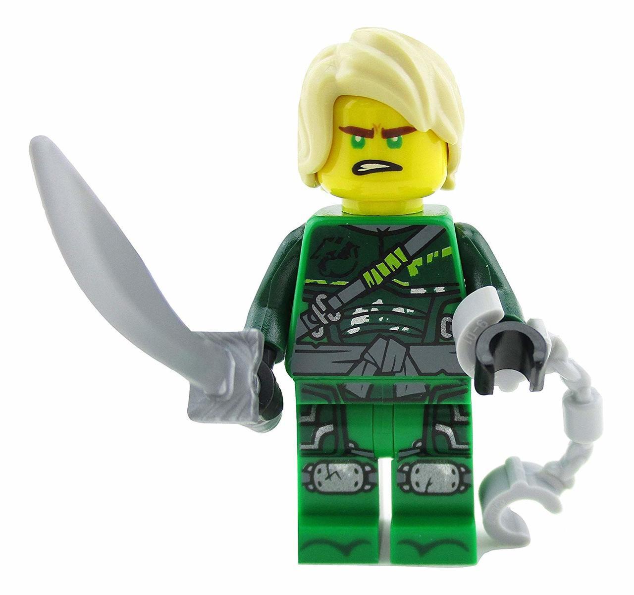 LEGO® Ninjago - Lloyd Hunted from 70651 - The Brick People